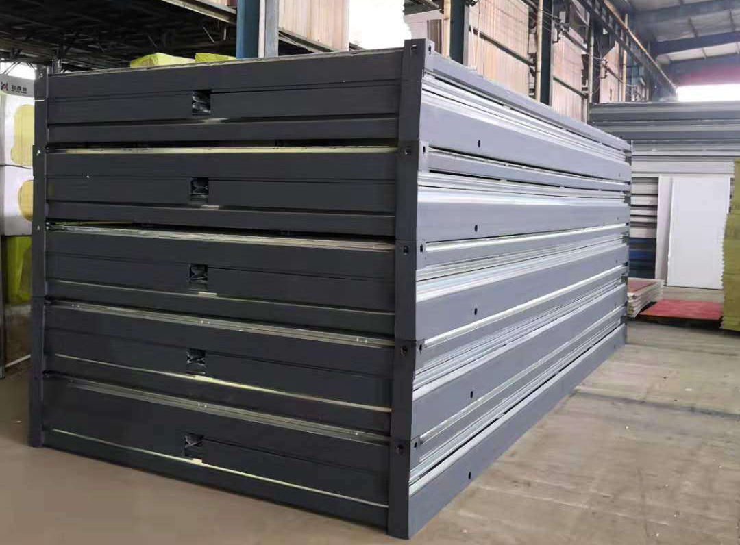 temporary storage containers